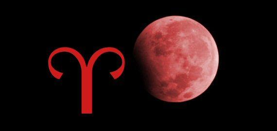 Lună Plină în BERBEC