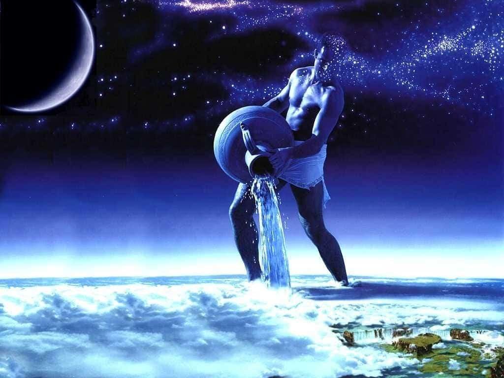 Lună Plină în Vărsător